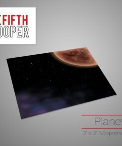 Planet Side Game Mat