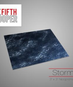 Stormy Sea Game Mat