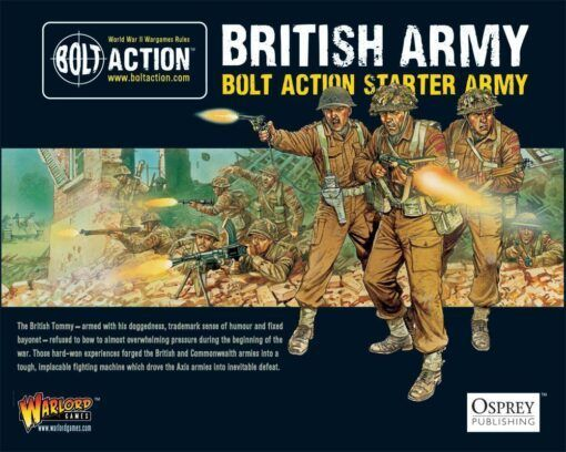 British Army - Bolt Action