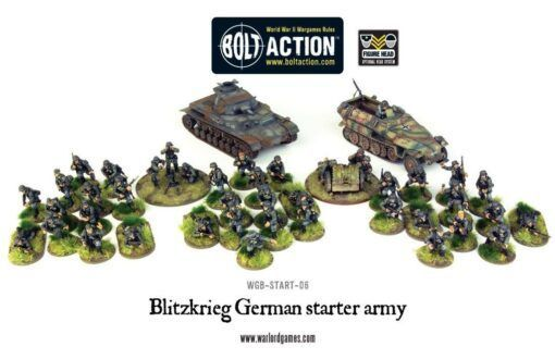 Blitzkrieg German Army 1