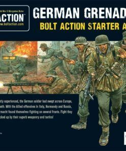 German Grenadiers Bolt Action