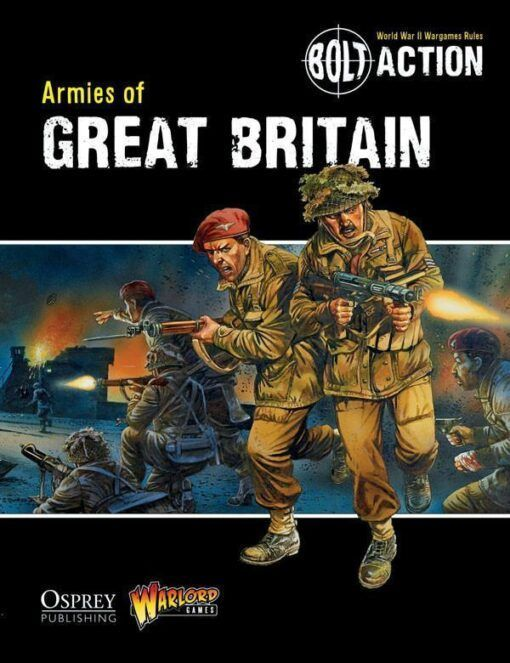Armies of Great Britain 3