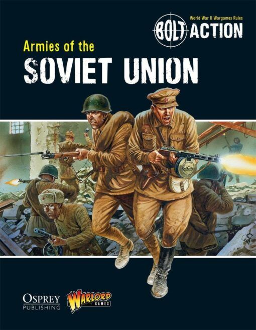 Armies of the Soviet Union 3