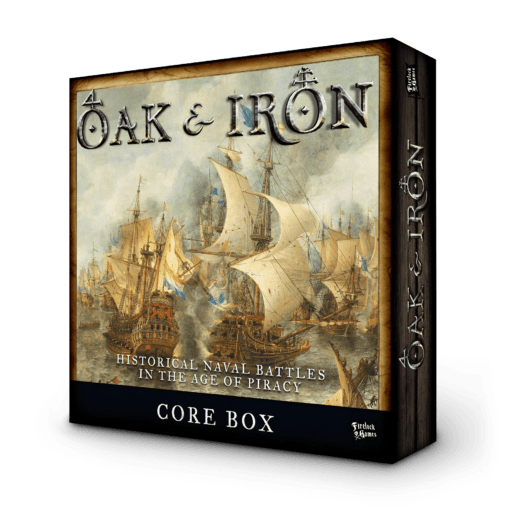 Oak & Iron Corebox 3