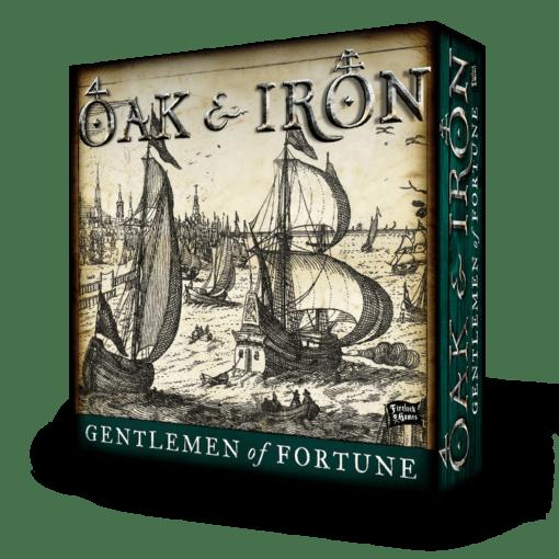 Gentlemen of Fortune Expansion - Oak & Iron 3