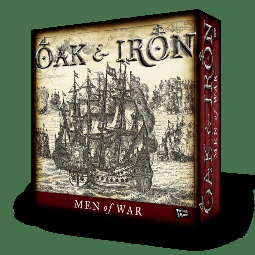 Men of War Expansion - Oak & Iron 3