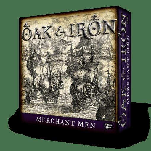 Merchant Men Expansion - Oak & Iron 3