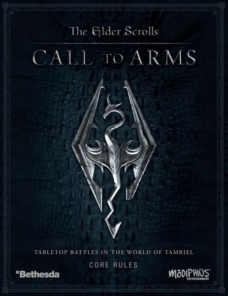 Elder Scrolls: Call To Arms Core Rules Box 3