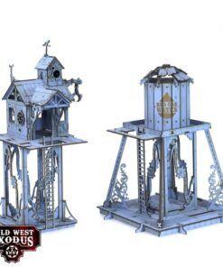 Red Oak Watchtower 9