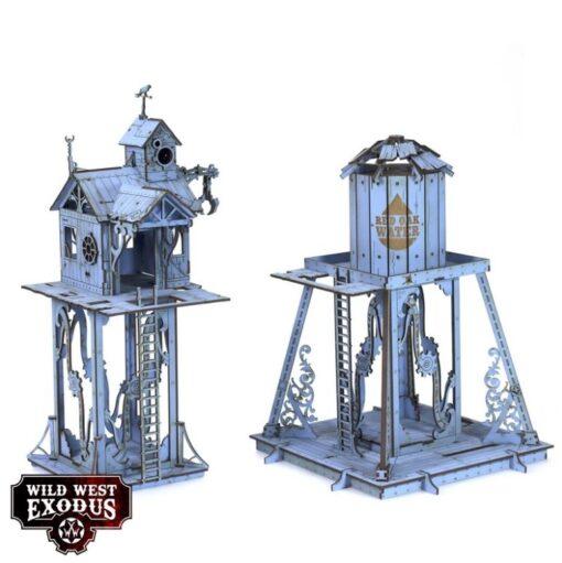 Red Oak Watchtower 6