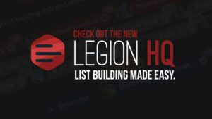 The New Legion HQ 39
