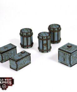 Red Oak Crates, Fences and Barrels 9
