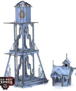 Red Oak Watchtower 8