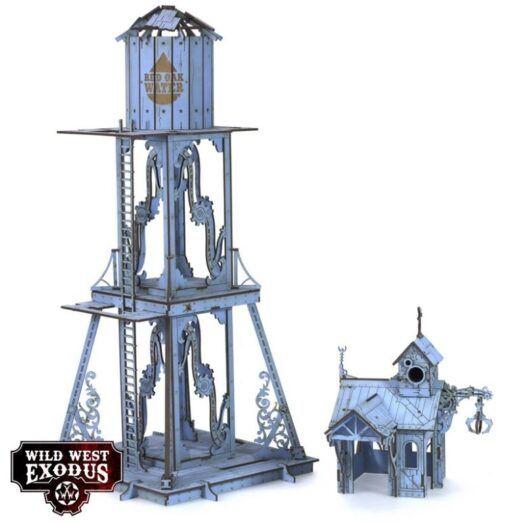 Red Oak Watchtower 5