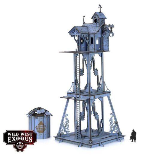 Red Oak Watchtower 3