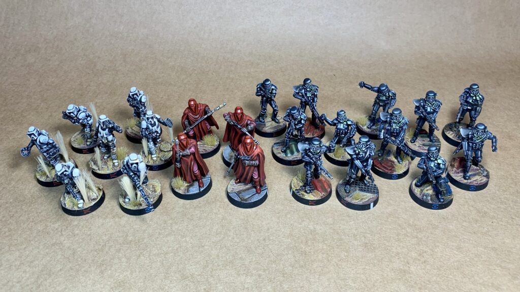 Hobby Showcase: Radek's Imperial Army 38