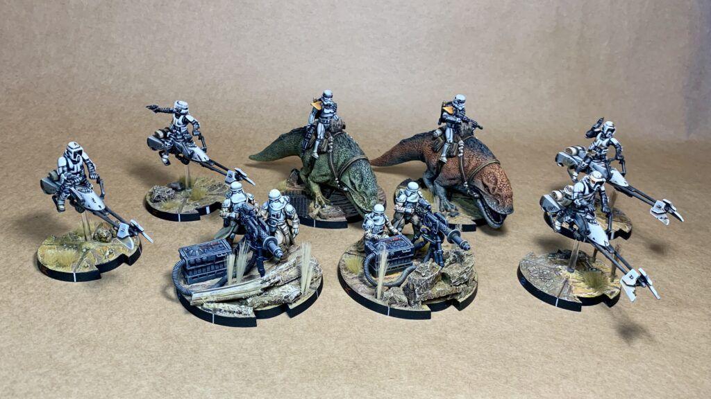 Hobby Showcase: Radek's Imperial Army 43