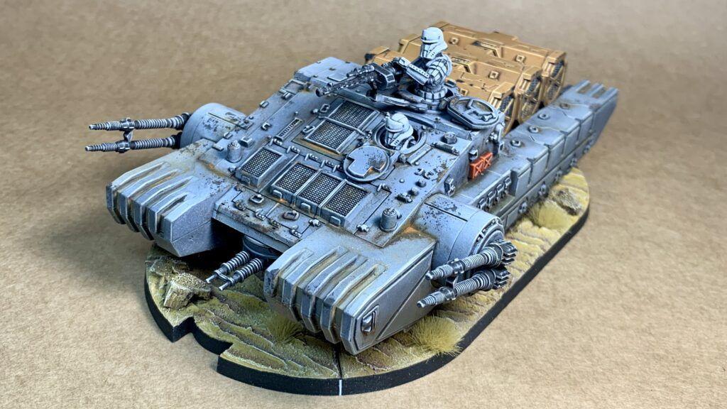 Hobby Showcase: Radek's Imperial Army 52