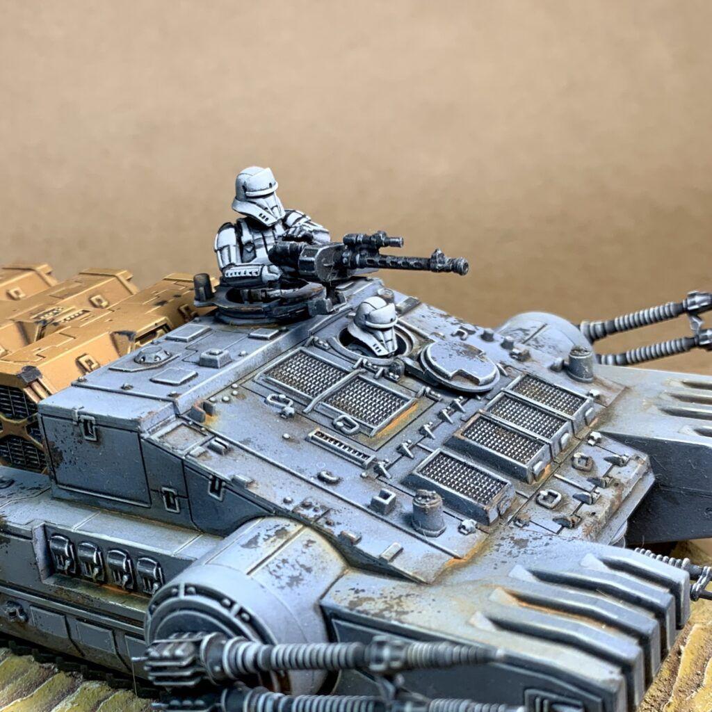 Hobby Showcase: Radek's Imperial Army 53