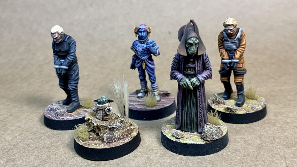 Hobby Showcase: Radek's Imperial Army 56