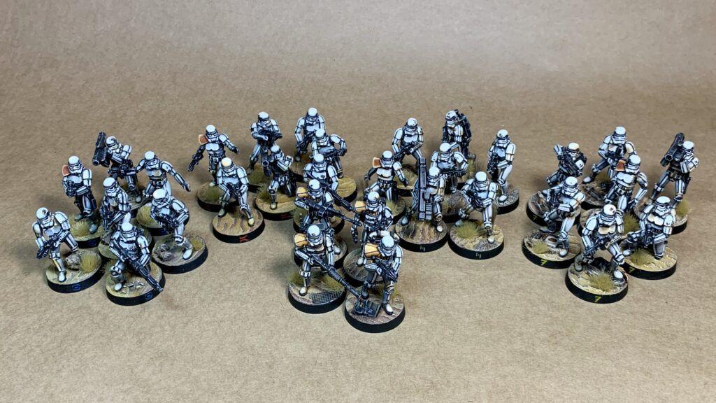 Hobby Showcase: Radek's Imperial Army 25