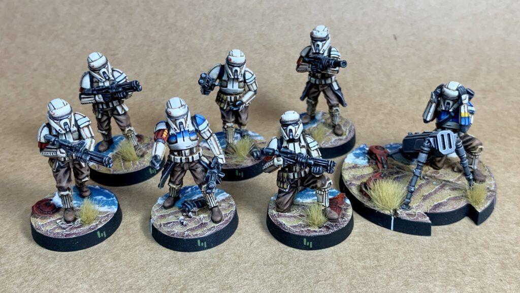 Hobby Showcase: Radek's Imperial Army 34