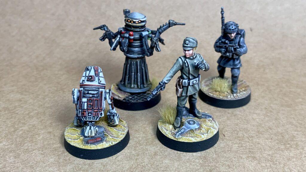 Hobby Showcase: Radek's Imperial Army 36