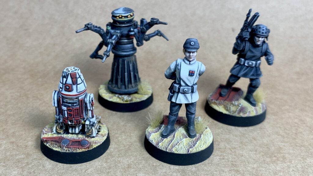 Hobby Showcase: Radek's Imperial Army 37