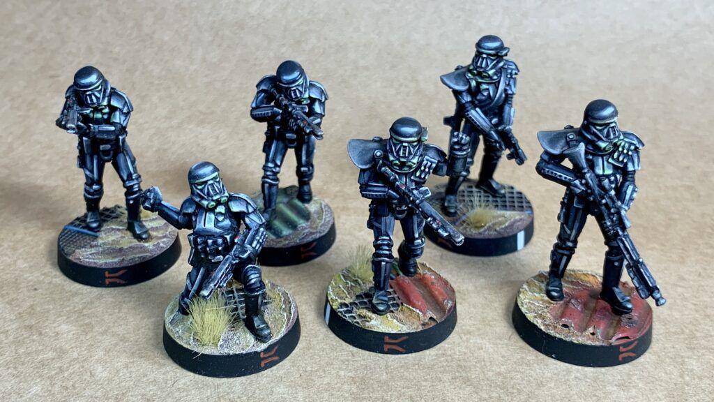 Hobby Showcase: Radek's Imperial Army 41