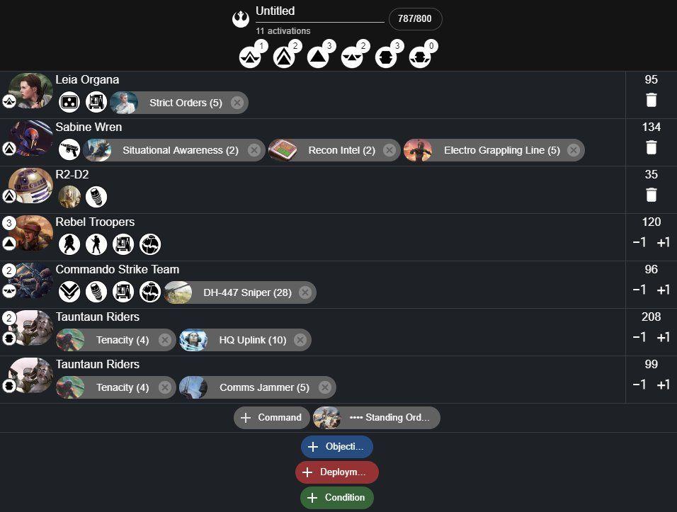 GenCon Online Top 8 7