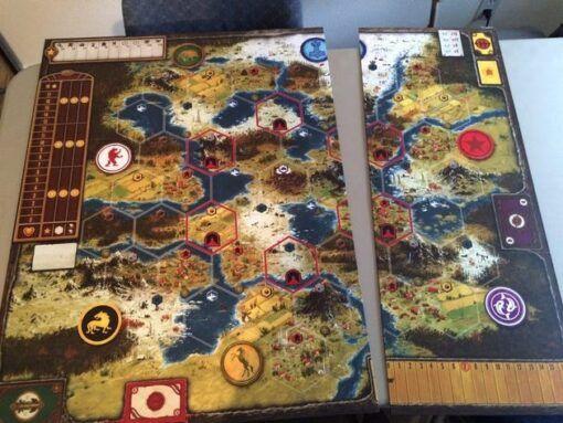 Scythe: Game Board Extension 3