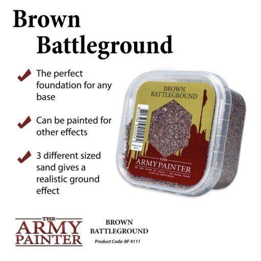 Brown Battleground 3