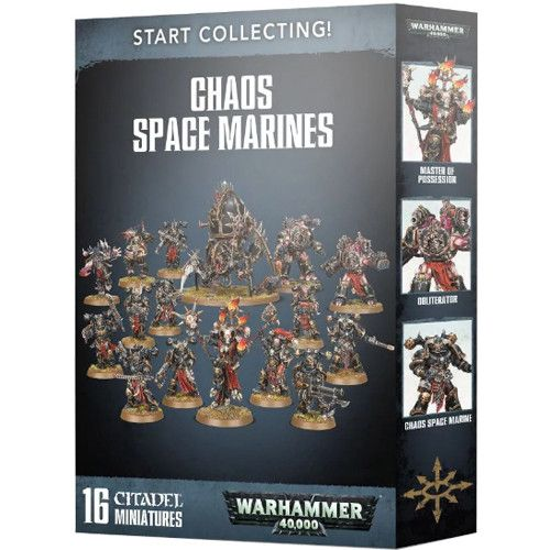 Warhammer 40k: Start Collecting - Chaos Space Marines 3