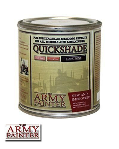 Army Painter Quick Shade - Dark Tone 3