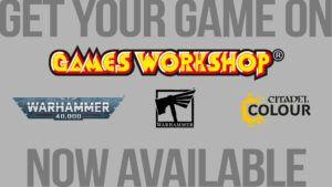 Games Workshop and Citadel Products have arrived! 57