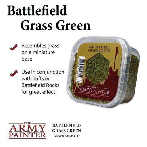 Battlefield Grass Green 3
