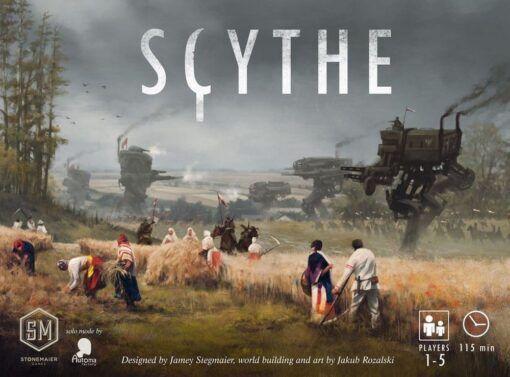 Scythe 3