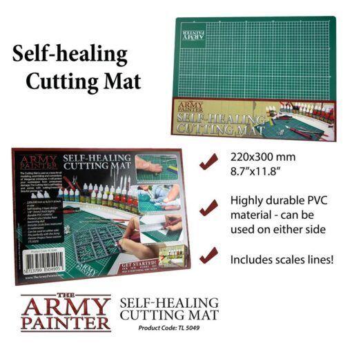 Army Painter Self Healing Cutting Mat 3