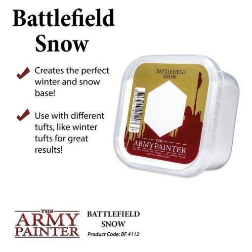 Battlefield Snow 3