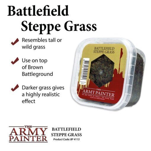 Battlefield Steppe Grass 3