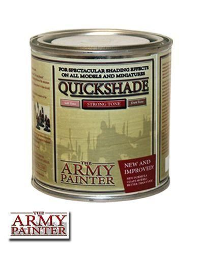 Army Painter Quick Shade - Strong Tone 3