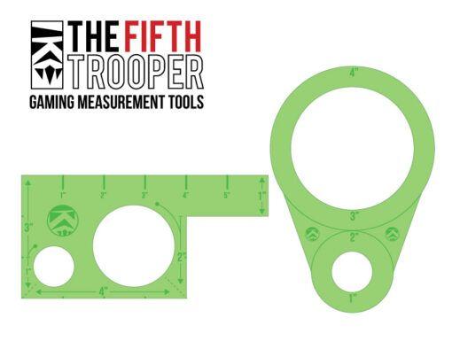 Wargaming Measurement Tools 3
