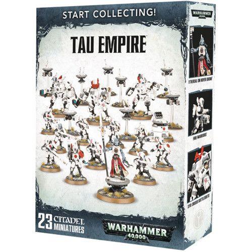 Warhammer 40k: Start Collecting - Tau 3
