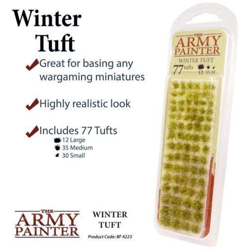 Winter Tuft 3