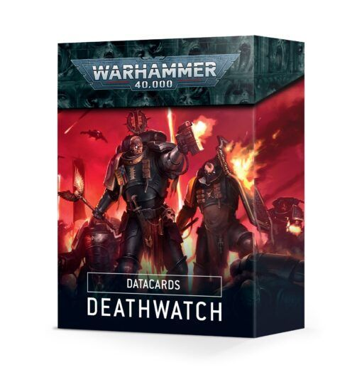 Datacards: Deathwatch 3