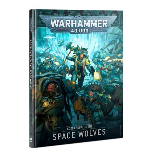 Codex - Space Wolves 3