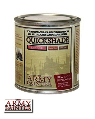 Army Painter Quick Shade - Soft Tone 3
